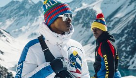 POLO RALPH LAUREN DOWNHILL SKIER COLLECTION