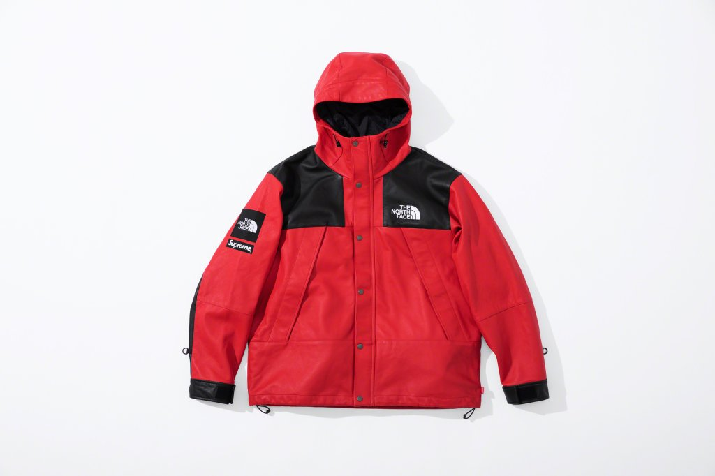 SUPREME X THE NORTH FACE COLLECTION