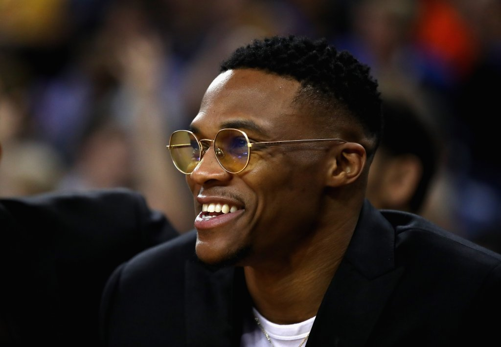 Russell Westbrook Caught Snacking Memes