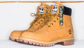 BAPE X UNDEFEATED TIMBERLAND BOOT