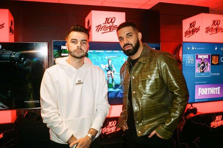 Drake and Nadeshot