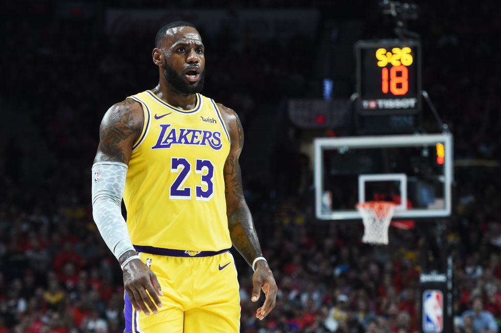 LeBron James Set To Produce Horror Film Franchise 'Friday The 13th' Reboot