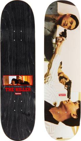 SUPREME X THE KILLER COLLECTION