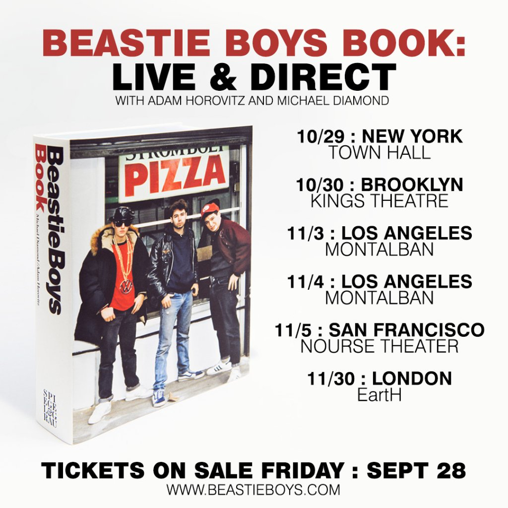 Sonos launches exclusive Play:5 Beastie Boys Edition
