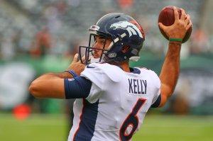 NFL: OCT 07 Broncos at Jets