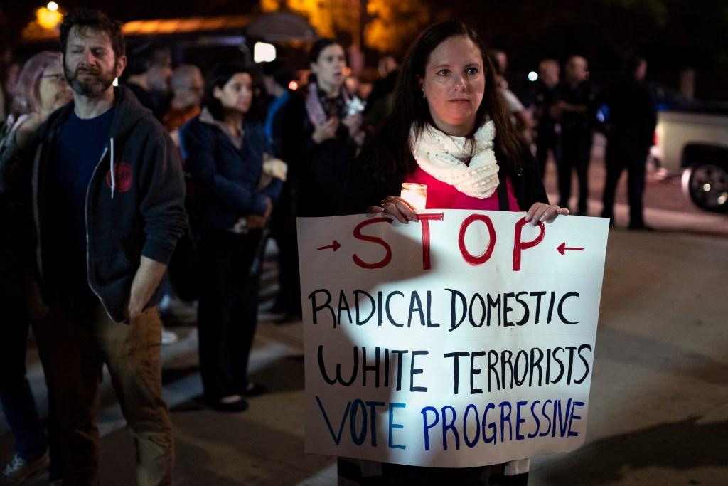 Vigil for Pittsburgh Synagogue Shooting Victims