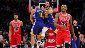 Bulls vs Warriors