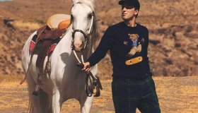 Palace Polo Bear Sweater