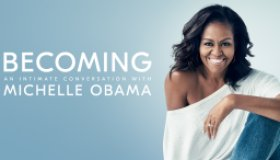 """Michelle Obama """"Becoming"""" Book Tour"""