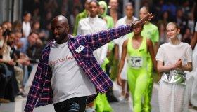 Off-White : Runway - Paris Fashion Week Womenswear Spring/Summer 2019