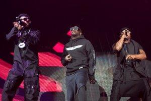 Black Eyed Peas Perform At The Eventim Apollo London