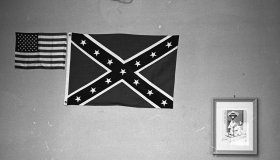 Confederate Flag In City Hall
