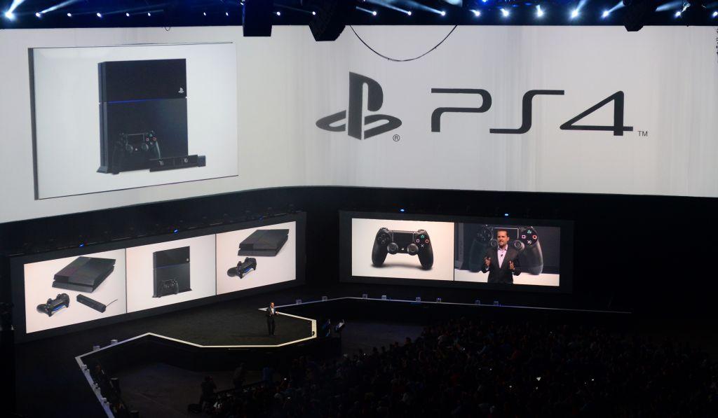 US-ENTERTAINMENT-GAMES-IT-E3-SONY