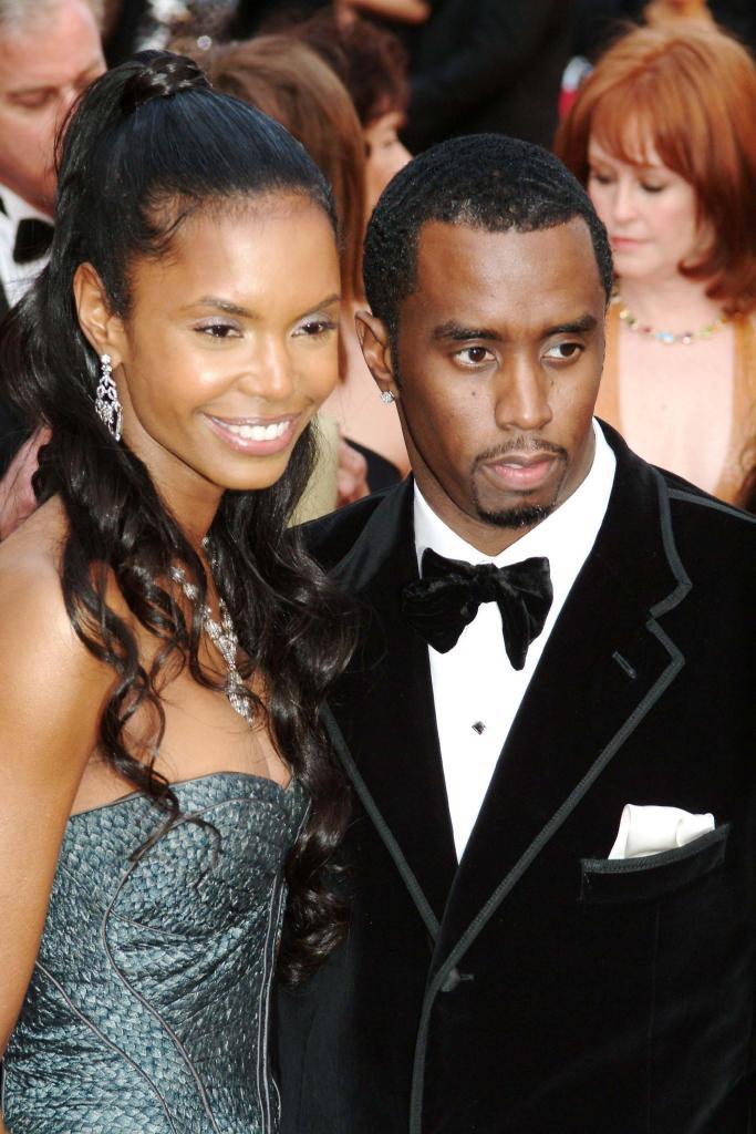 Kim Porter & Diddy