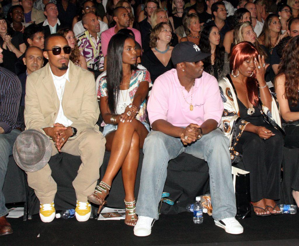 Olympus Fashion Week Spring 2006 - Fashion For Relief - Inside