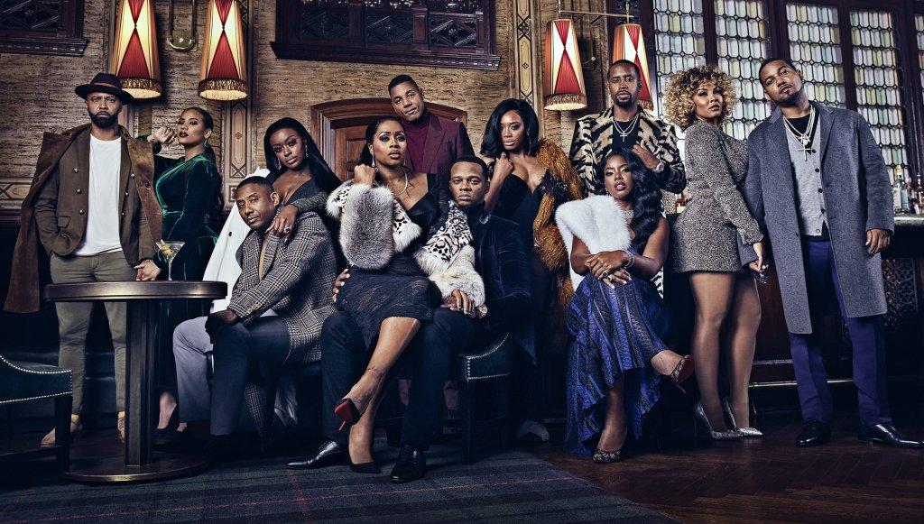Love & Hip Hop: New York Cast Photo