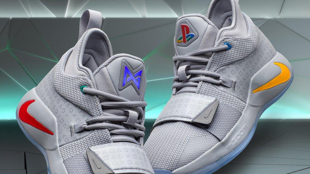 Nike/Playstation Paul George 2.5