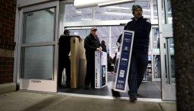 'Black Friday' sales in Washington