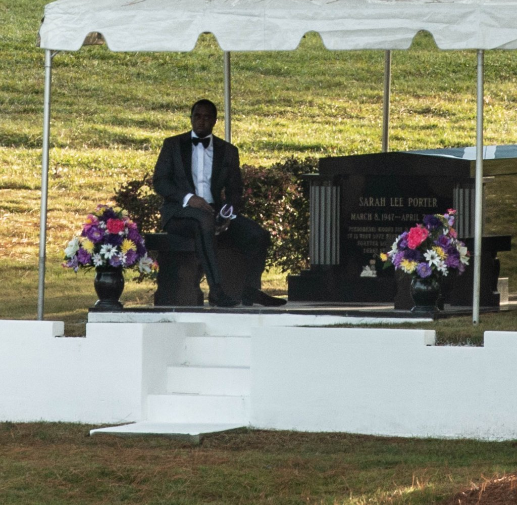 Kim Porter Funeral