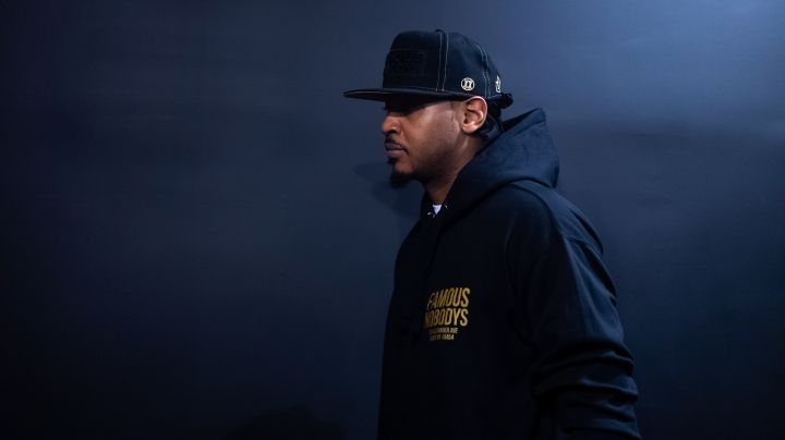 Carmelo Anthony Famous Nobodys Capsule Collection