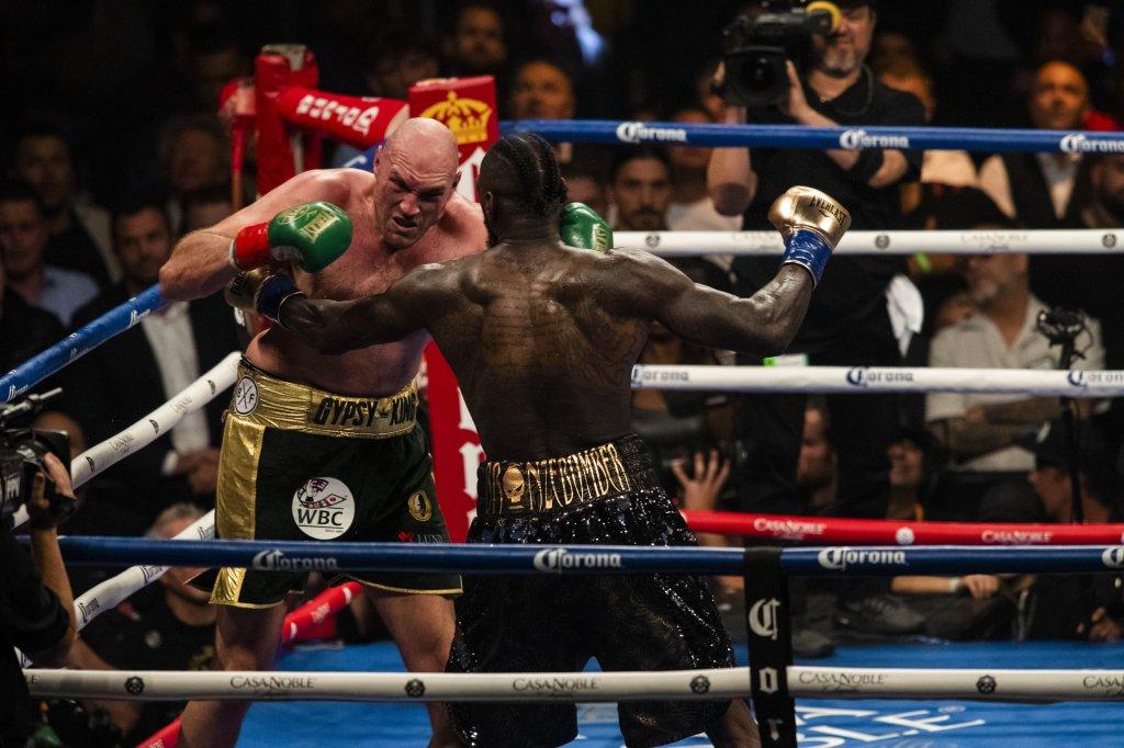 WBC Heavyweight Championship in California
