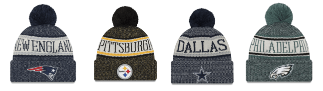 New Era Knit Hat Collection