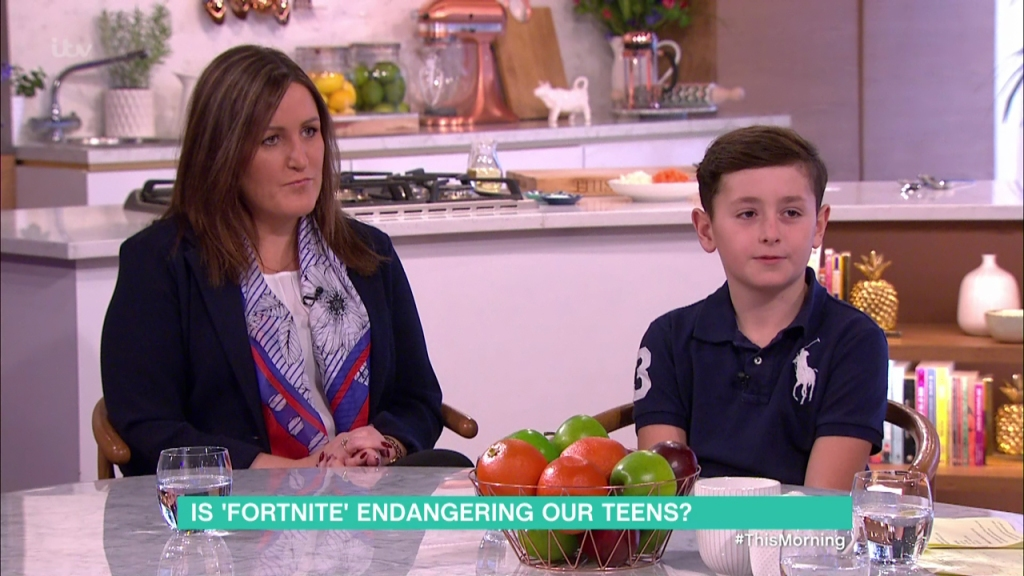 Fortnite Is So Addictive Its Landing Kids In Video Game-Rehab
