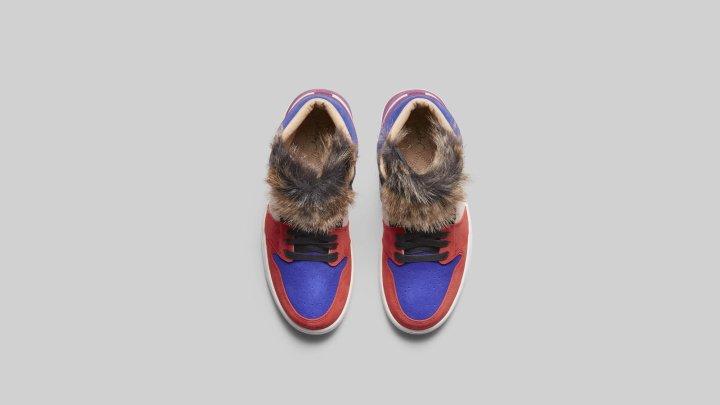 Maya Moore x Aleali May Air Jordan Court Lux Collection