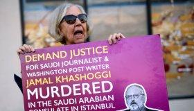 War In Yemen Protest In Los Angeles