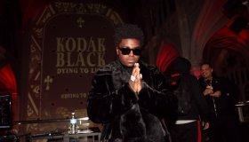 Kodak Black 'Dying To Live' Album Listening Party