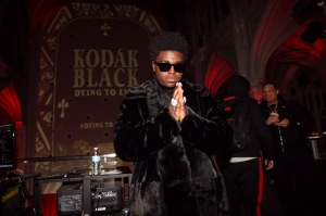 Kodak Black 'Dying To Live' Album Listening Party