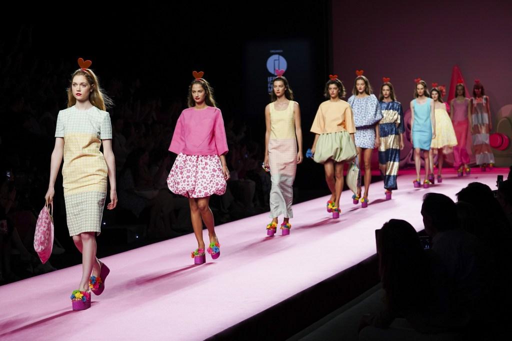 Prada Fashion Week