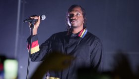 Pusha T Performs At Le Bataclan