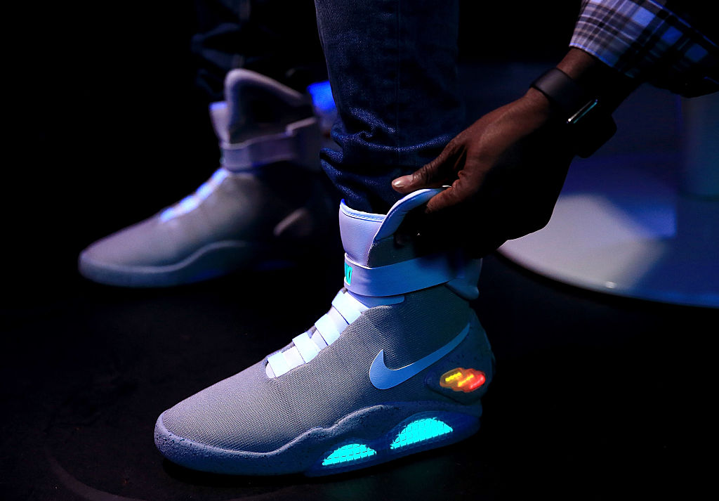 Nike Says Self-Lacing Basketball Shoes Coming In 2019
