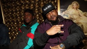 The-Dream Listening Party
