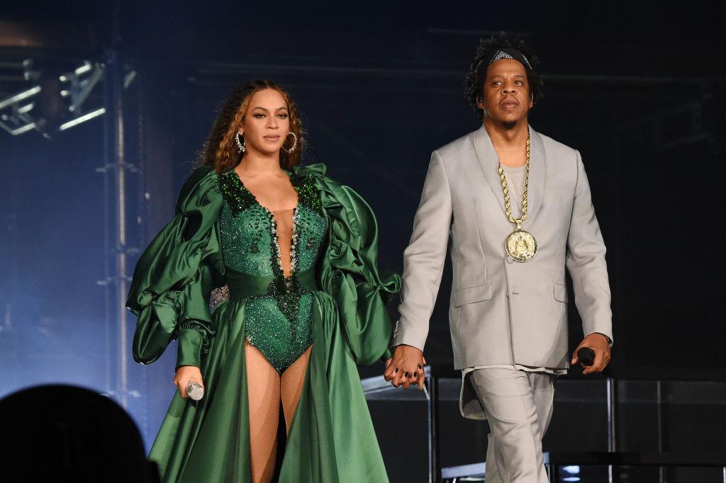 Jay-Z and Beyoncé Dedicate Prospect Park Bench To His Grandmother