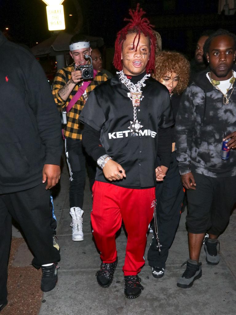 Celebrity Sightings In Los Angeles - May 19, 2018