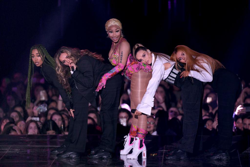 Nicki Minaj Shares Video of Kenny Petty Licking Her Feet On The Gram