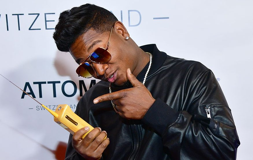 Yung Joc Challenges Usher For The Hair and Fleek Crown