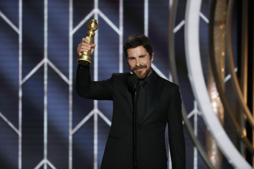 Twitter Reacts To Christian Bale's Accent