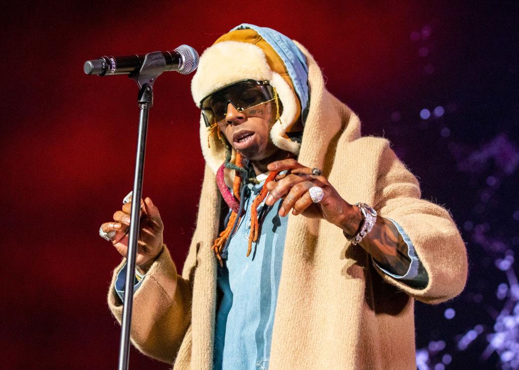Lil Wayne In Concert - Detroit