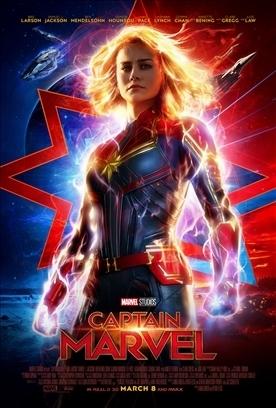 Captain Marvel Poster 2