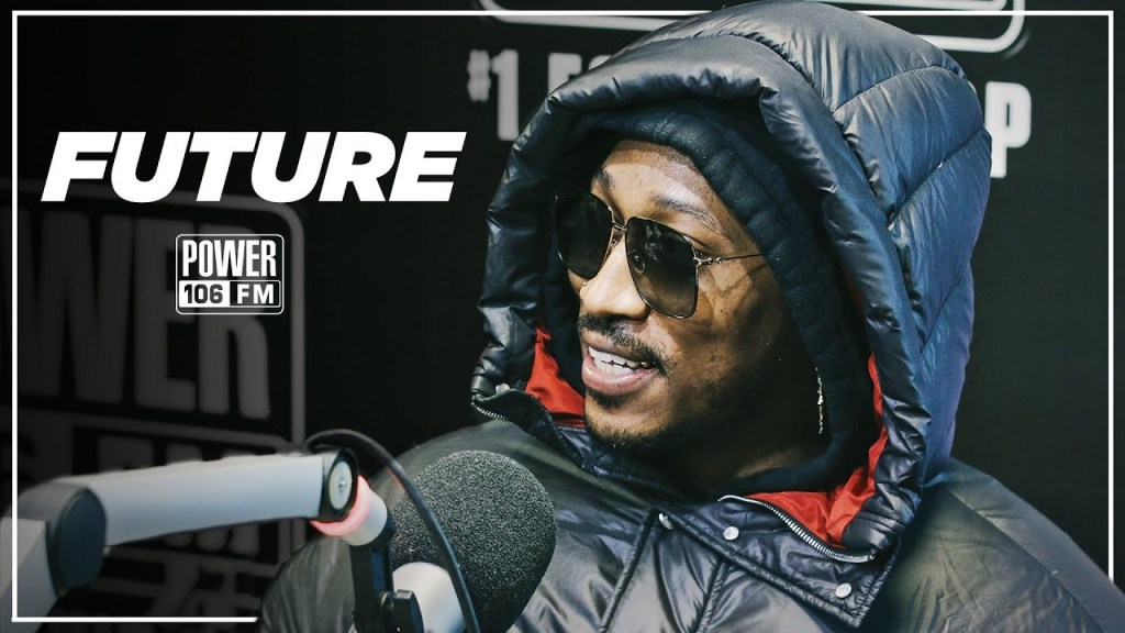 "Future Thinks We Are Giving R. Kelly ""Too Much Attention"""