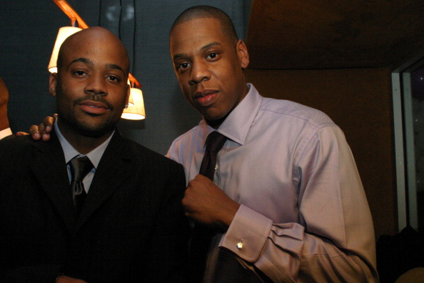 The Launch of Jay Z's 40/40 Club - Inside Party