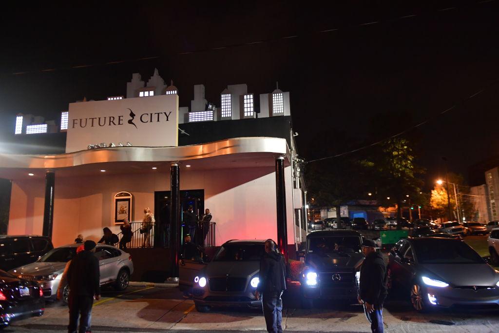 Future's 'Future City' Birthday Party