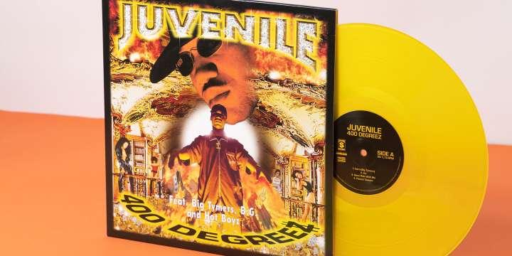 Juvenile 400 Degreez Vinyl Me, Please Pressing