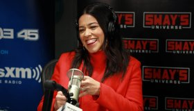 GINA RODRIGUEZ ON SWAY IN THE MORNING