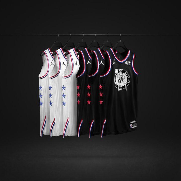 2019 Jordan Brand NBA All-Star Jerseys