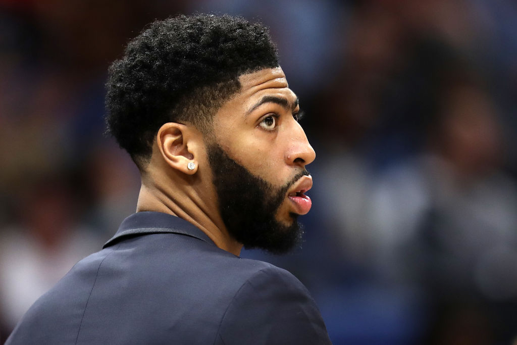 Anthony Davis Wants Out of New Orleans, Lakers Fans Rejoice
