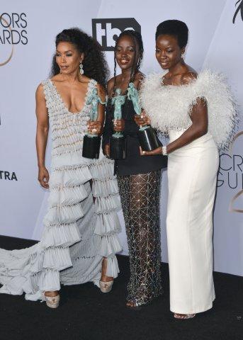 SAG Awards, Black Panther cast